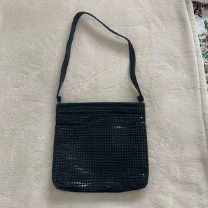 Vintage Lumured black bag
